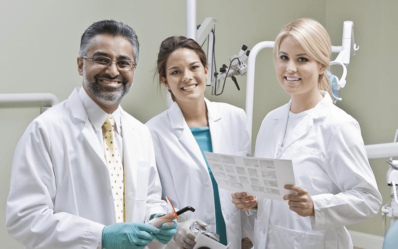 Dental Team Meeting