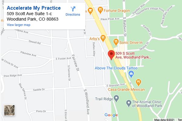 AMP Local Map